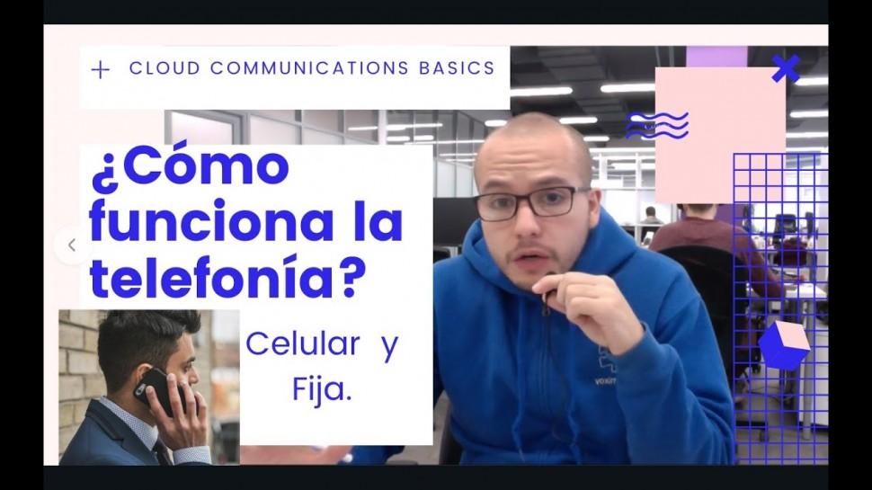 voximplant: Cómo funciona la TELEFONÍA Móvil y Fija ☎