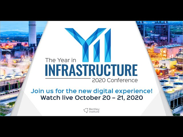Infrastructure 2020 Conference: join us online