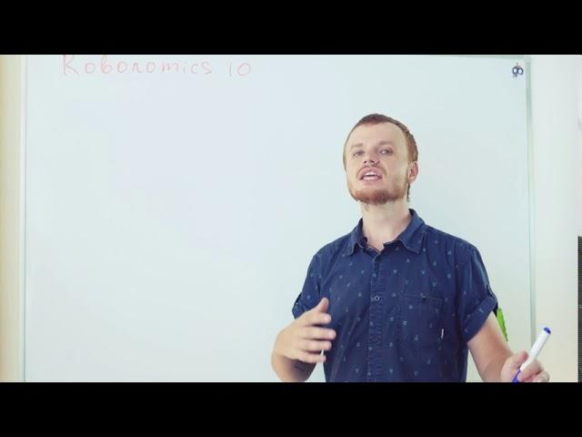 Разработка iot: Robonomics io - инструмент быстрого прототипирования решений IoT+Blockchain - видео