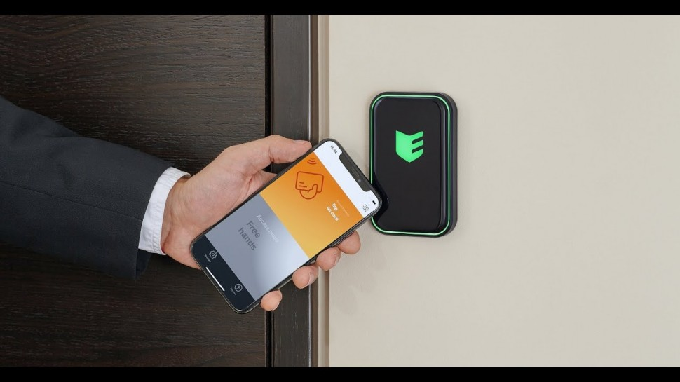 ISBC Group: ESMART® Reader series for mobile access control