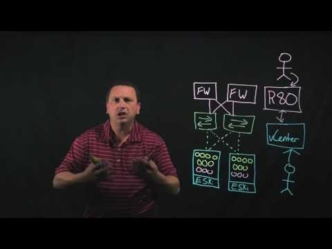 Check Point: vSEC Controller Introduction