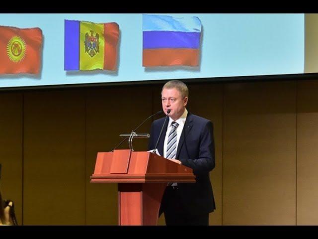 Цифровизация: Максим Фатеев: Цифровизация облегчает экономические отношения в рамках СНГ - видео