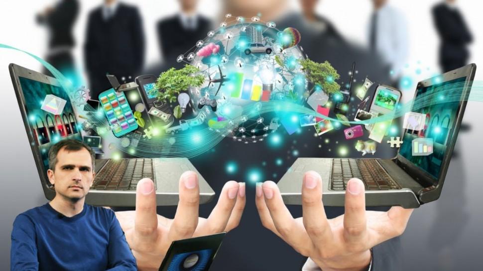 """Цифровизация: ПРЯМОЙ ЭФИР: Мир будущего и """"цифровизация"""" населения - видео"""