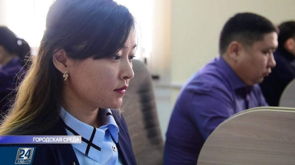 Цифровизация: Городская среда Как цифровизация внедряется в городах Казахстана - видео