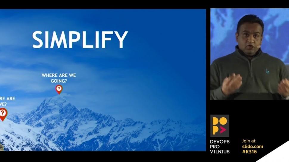 DATA MINER: Closing Keynote: 4 Quadrants of DevOps Maturity Model by Dharmesh Sheta