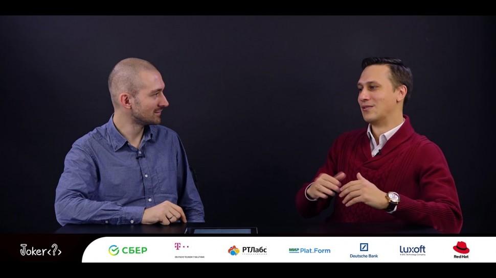 J: Артем Селезнев — Интервью: Самое время попробовать машинное обучение на Java - видео