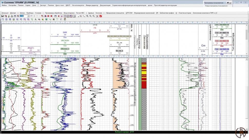 ГИС: Обработка и интерпретация данных ГИС для решения геологических задач - видео