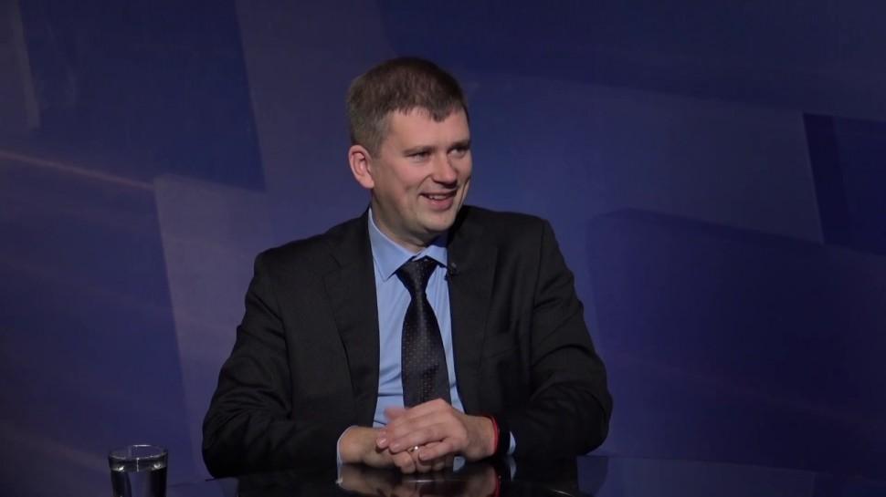 Цифровизация: «Первая цифровая». Герой программы: Евгений Абакумов, ГК «Росатом». - видео