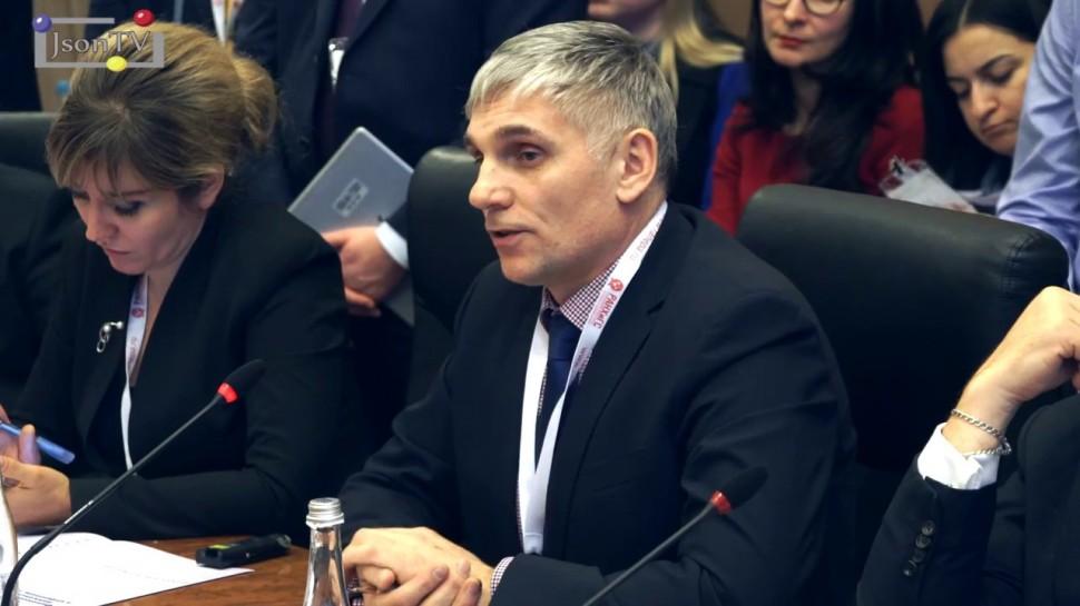 JsonTV: Алексей Терехов, Grant Thornton: Будущее аудиторов в цифровую эпоху