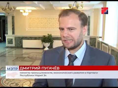 Ассоциация кластеров и технопарков: Специалисты из Москвы рассказали бизнесменам Марий Эл о мерах