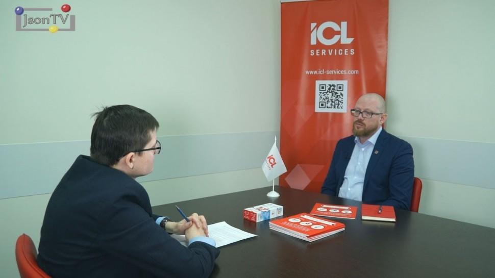 JsonTV: Дмитрий Каштанов, ICL Services: Ключевой фактор успеха цифровой трансформации –командная раб