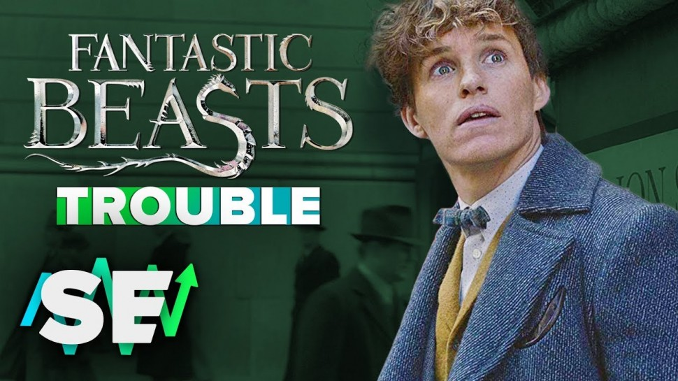 CNET: Fantastic Beasts series could be in danger | Stream Economy