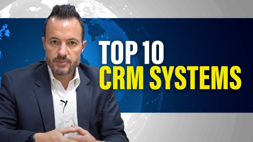 Top 10 CRM Systems | Best CRM Software | Independent CRM Software Ranking