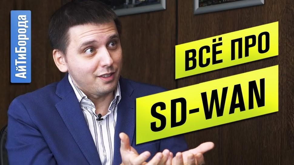 SD-WAN: НИ ЕДИНОГО РАЗРЫВА! / Программно-определяемые сети SD-WAN / Интервью с инженером из VMware -