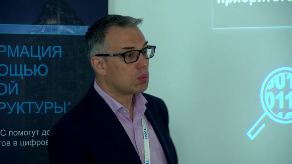 JsonTV: Павел Борох, Dell EMC: Новинки серверного направления на Dell Technologies World 2018