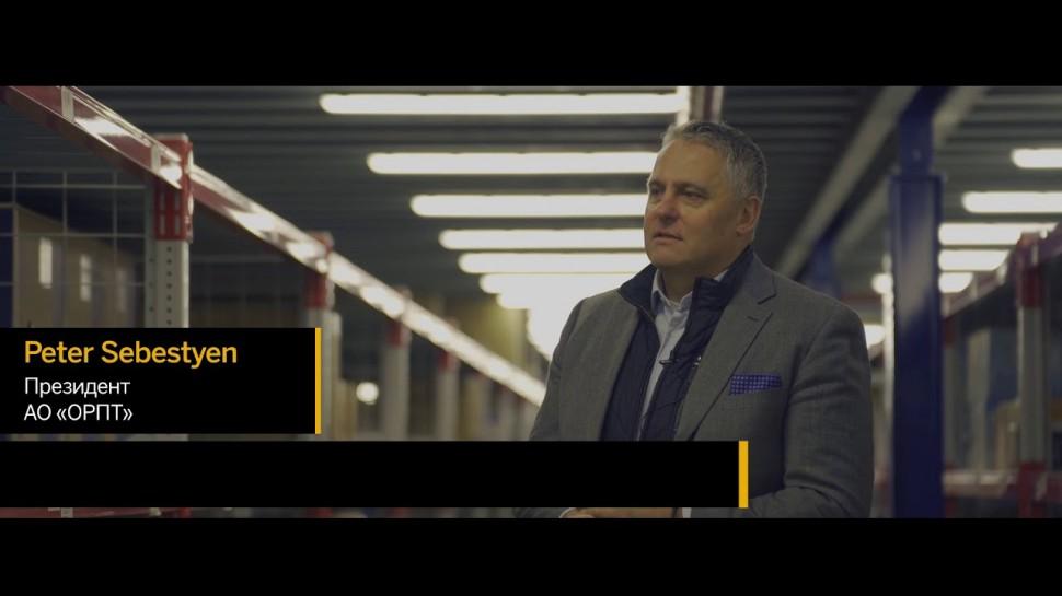 TerraLink global: Внедрение SAP Enterprise Warehouse Management в компании Технодом - видео