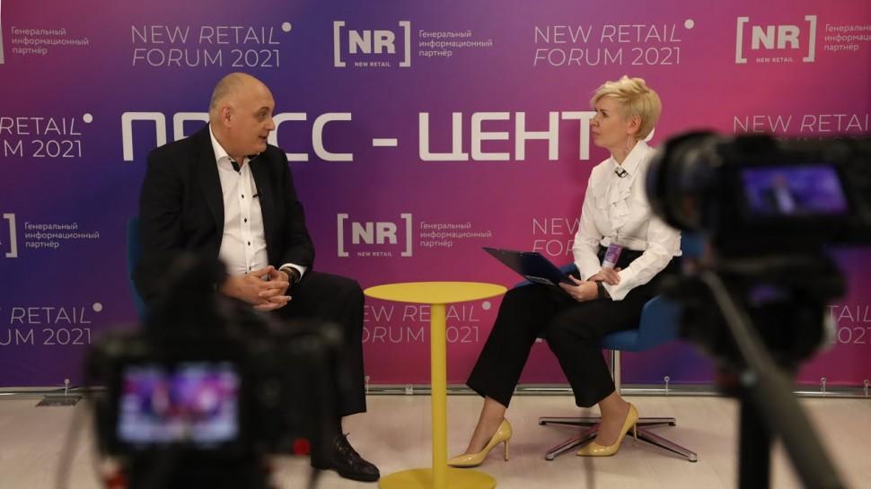 Novardis: Интервью Александра Низника на New Retail Forum
