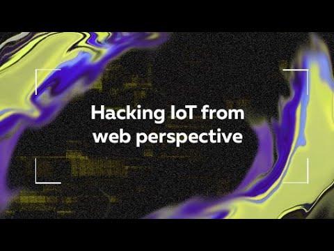 Разработка iot: Исследование IoT устройств с точки зрения веб безопасности / Никита Ступин / VolgaCT
