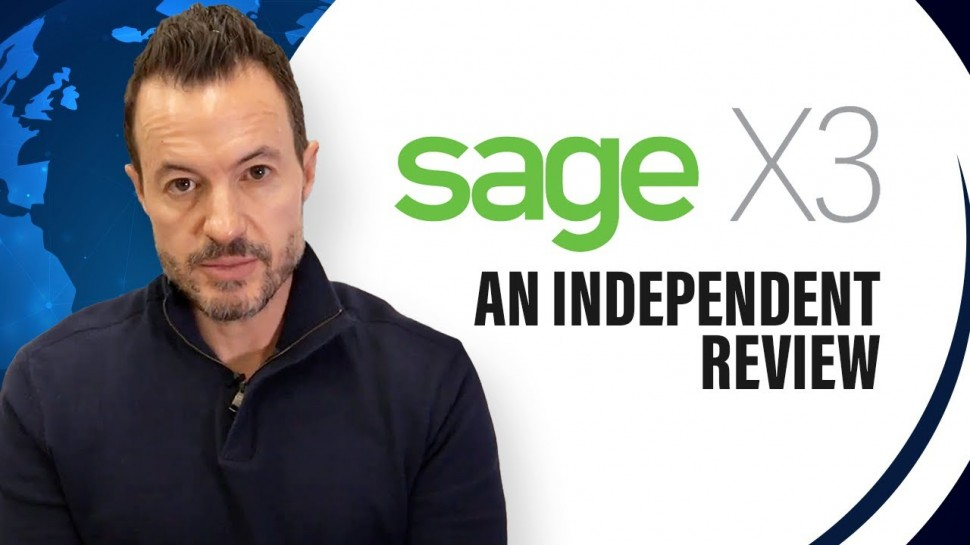 Eric Kimberling: Independent Review of Sage X3 | Viable Alternative to Tier I ERP Systems? | Sage 10