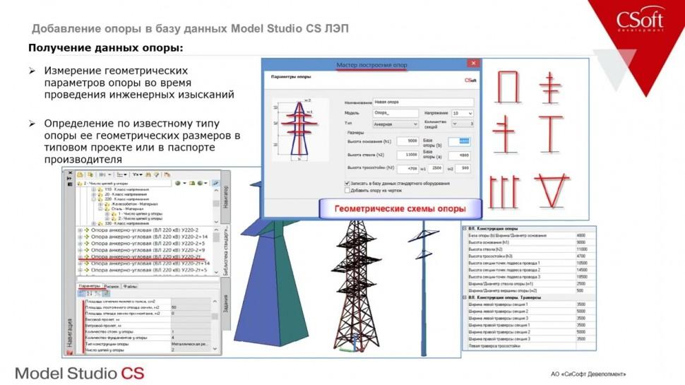 Csoft: Model Studio CS ЛЭП. Урок №3 – Проектирование ВОЛС на ВЛ - видео - Model Studio CS