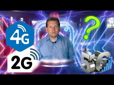 1С:Пирог: Чем отличаются 2G, 3G, 4G и 5G с физической точки зрения? - видео