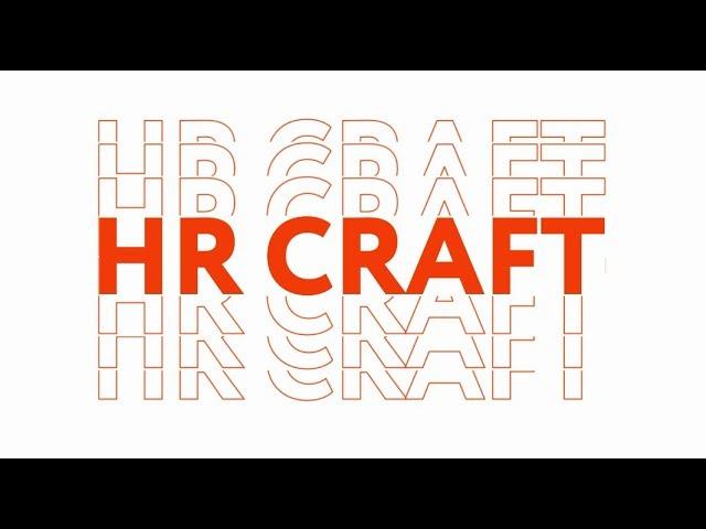 КРОК: HR Craft - интенсив для HR в digital