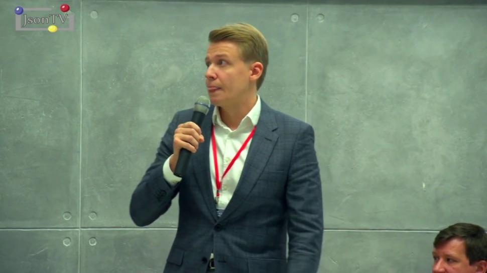JsonTV: Алексей Болгов, SIU System: Организация серийного аддитивного производства на установках 3D
