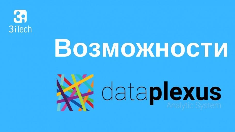 3iTech: Возможности 3i Data Plexus - видео
