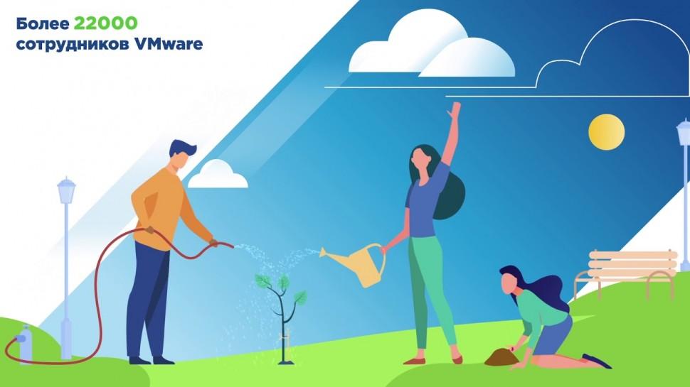 VMware: Стратегия VMware «Цели 30х30» - видео