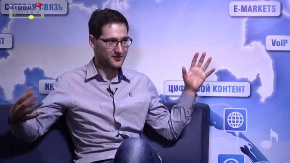 JsonTV: JSON ID. Персоналии ИКТ - Григорий Фишман - Торговые роботы против брокеров