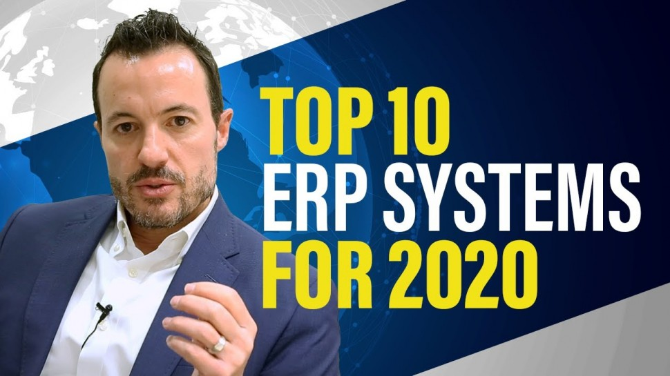 Top ERP Systems for 2020 | Best ERP Software | Ranking of ERP Systems | Top ERP Vendors