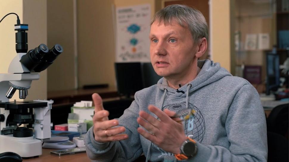Будущее цифровой медицины: Репортаж-интервью с Игорем Шадеркиным - видео