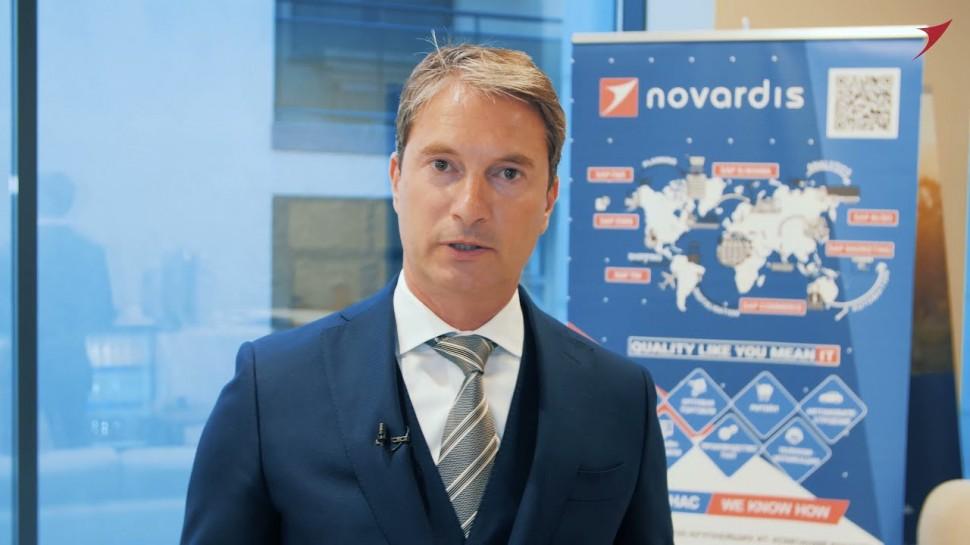 Novardis: Логистический трек Novardis на Retail TECH 2021