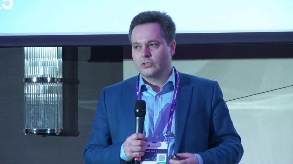 КОРУС Консалтинг: Трансформация логистических процессов. Дмитрий Визир