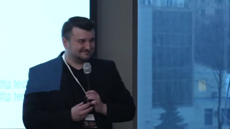 Den Reymer: BPM = Blockchain Process Management. Den Reymer. OSP 2019 - видео