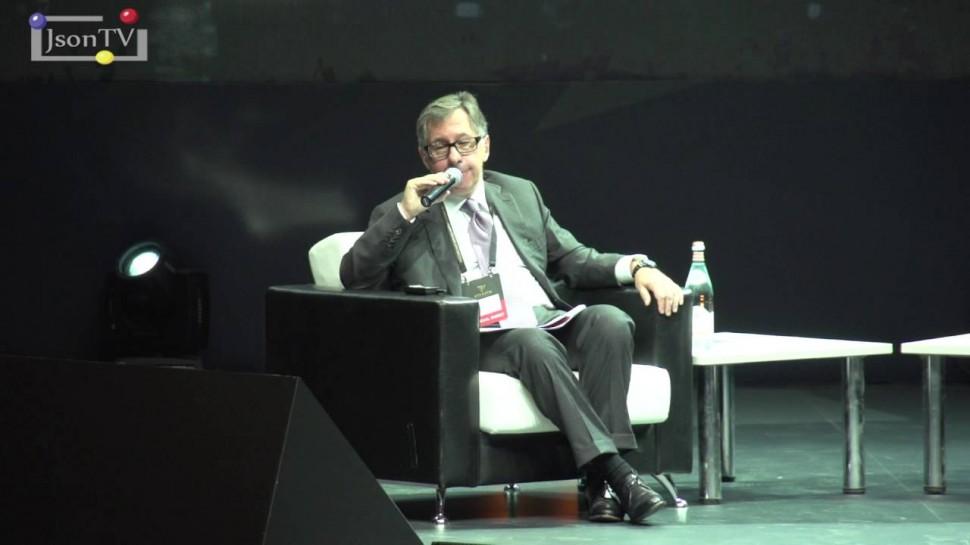 JsonTV: Атланты - 2016, бизнес-форум: Петр Авен, «Альфа-Банк»: Умение преодолевать кризисы приводит