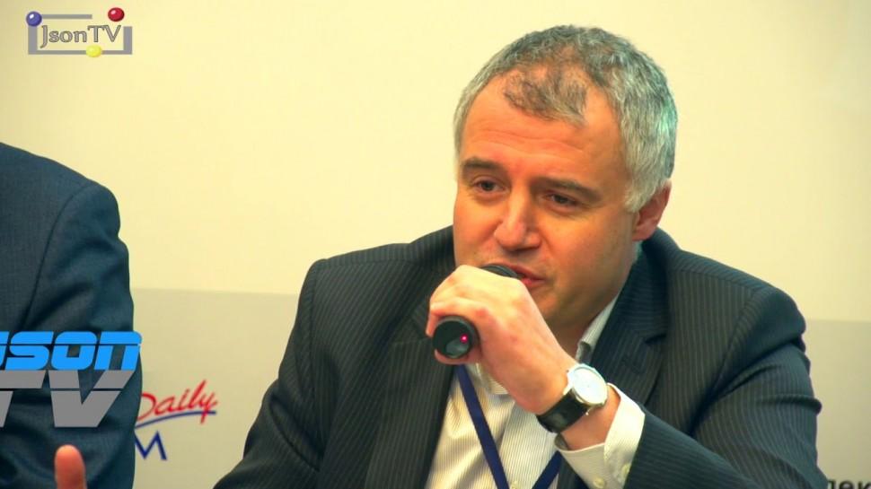 JsonTV: Владимир Фрейнкман, НТЦ ПРОТЕЙ: Ввозные пошлины на импортный софт, имеющий отечественные ана