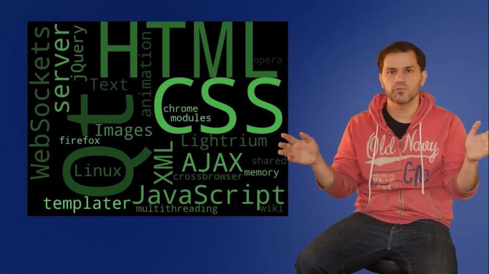 Лев Алексеевский: Как я стал программистом и в каких проектах участвовал (Ищу работу:) - видео