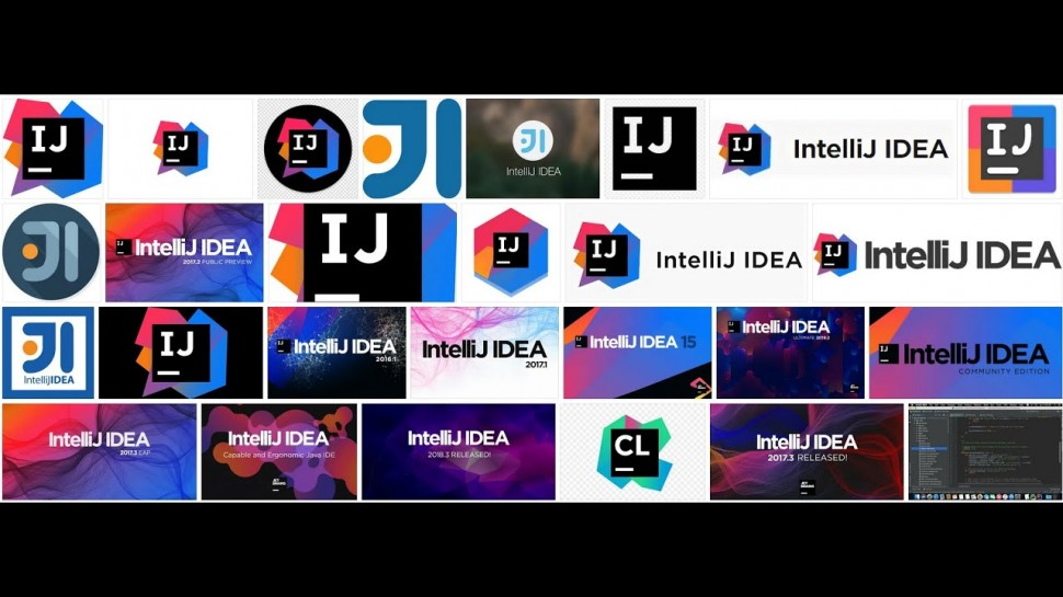 J: Intellij IDEA настройки интерфейса. Уроки Java #2 - видео