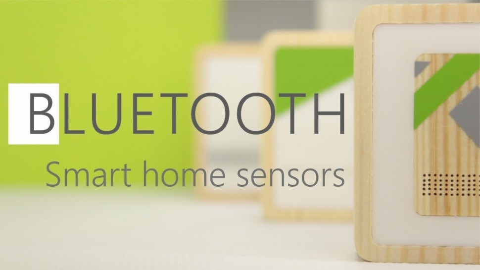 Навитек: Bluetooth smart home sensors