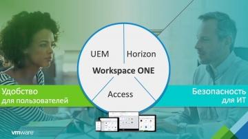 VMware Russia: часть 4. Повышение эффективности удаленной работы для офисных сотрудников - видео