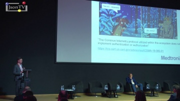 JsonTV: IOT conference. Игорь Гиркин, Cisco: Интернет вещей. Конфиденциальность и безопасность в онл