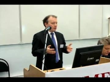 Антон Лыков на itSMF Russia 2011