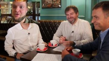 ITSM проект года 2019 - Даниил Сикачина (ГК Гулливер) и Роман Пилькин (Деснол Софт)