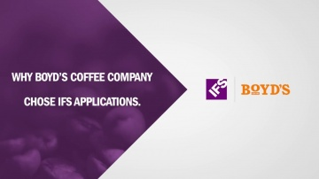 Boyd Coffee Company doubles throughput with access to better data