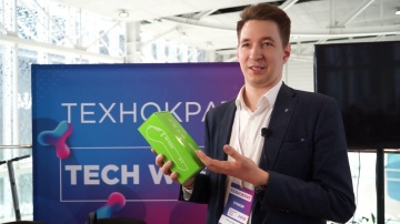 Технократ: Егор Петуховский на Russian Tech Week