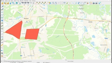 ГИС: Экспорт данных территориального планирования в формате GML - видео