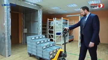 LogistiX: Управление складом. Система LEAD WMS в МАДИ