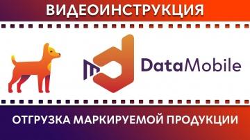 СКАНПОРТ: DataMobile: Урок №19. Отгрузка маркируемой продукции