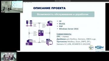 "SCADA: Проект: ""Система SCADAПро"", Зимин Александр, Теплоэнерго. КулибИТ'2021. - видео"